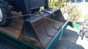 Rhino 34 hp tractor with loader for Sale in Puyallup, WA