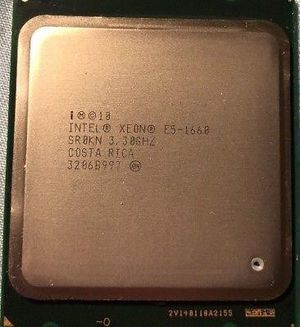 Intel Xeon CPU 6C/12T 100 OBO for Sale in Killeen, TX