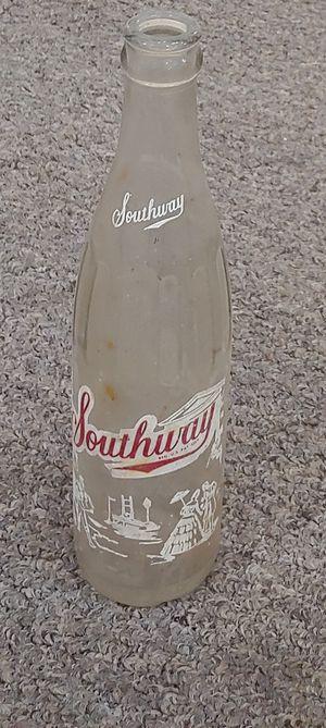 Antique Southway Bottle for Sale in Burlington, NC