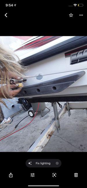Boat jet ski watercraft upholstery an paint gel coats for Sale in Riverside, CA