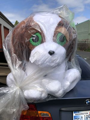 "Giant Puppy dog "" stuffed animal"" NEW! for Sale in Auburn, WA"
