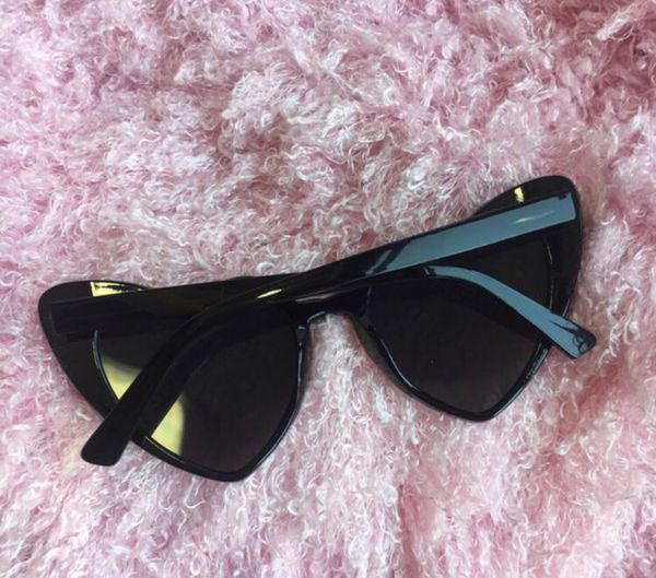 Heart sunglasses! 💕 (back in stock)