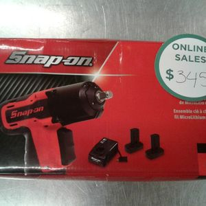 Snap on Cordless Impact Wrench for Sale in Aurora, IL