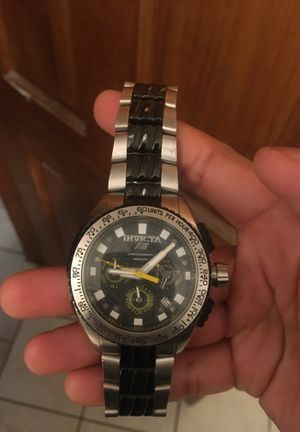 Invicta S1 Rally Men Model 18929 WITH Extra LINKS for Sale in Hanover Park, IL