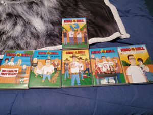 King of the hill dvds for Sale in New Hill, NC