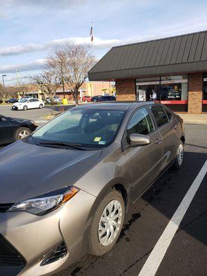 Toyota Corolla LE, 2018 for Sale in Fairfax, VA