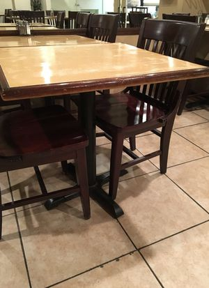 Commercial Restaurant Tables for Sale in Pittsburgh, PA