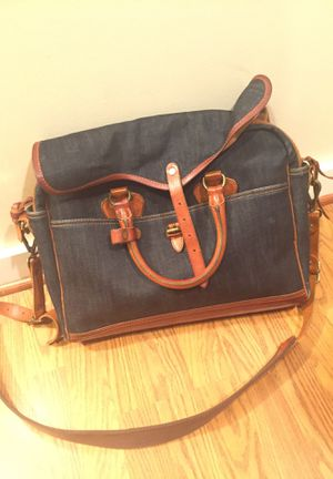 Double Ralph Lauren Denim Bag (Manhattan NY) for Sale in Washington, DC