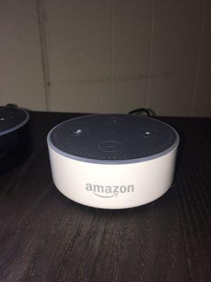 Amazon Echo Dot for Sale in Pasadena, TX