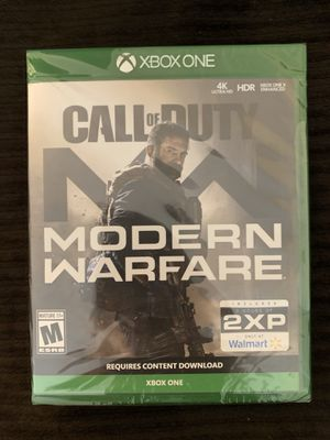Call of duty:Modern Warfare game for XBOX ONE for Sale in San Diego, CA