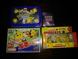Vintage pokemon/pocket monsters stuff for Sale in North Fort Myers, FL