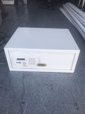 White safeMark digital safe for Sale in Las Vegas, NV