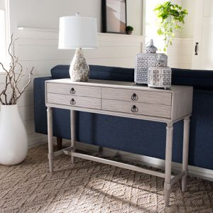 4 Drawer Console Table Console Table for Sale in Miami, FL