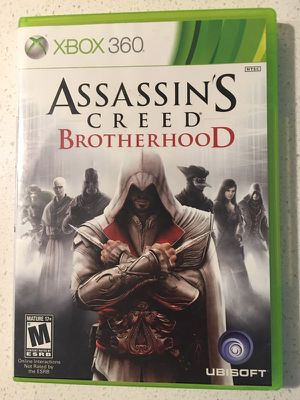 Assassins Creed Brotherhood Xbox 360 for Sale in Denver, CO