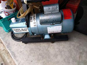 Industr Sand blaster 2 40 watts brandnew for Sale in Kennewick, WA