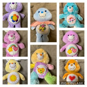 Care Bears ( NEW W/O TAGS ) for Sale in Tigard, OR