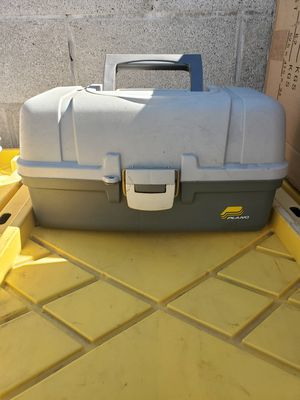 Fishing hook box for Sale in Rancho Cucamonga, CA