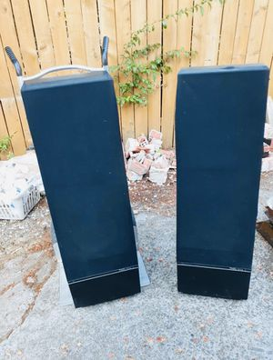 Thiel speakers for Sale in Newcastle, WA