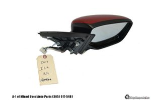 16 17 ACURA ILX OEM RIGHT PASSENGER DOOR HEATED MIRROR R94X for Sale in Hialeah, FL