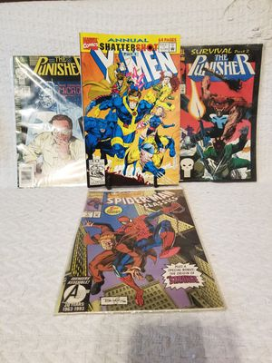 Comic Books Vintage Lot Of 4 for Sale in Hixson, TN