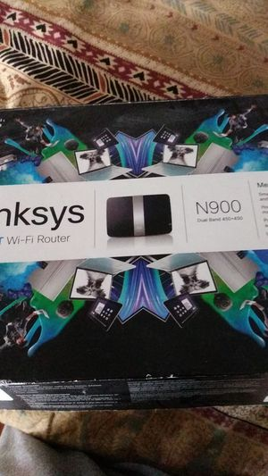 Linksys smart wifi Router for Sale in Houston, TX