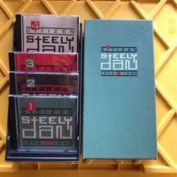 Steely Dan (Citizen) 4 Disk Collection 1972-1980 for Sale in Alhambra,  CA