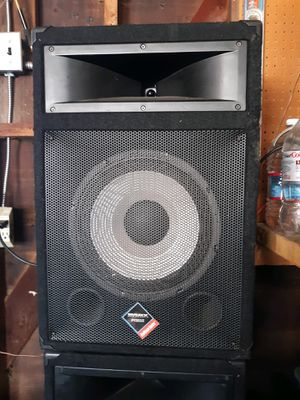 Nady audio pro power series model pts515 for Sale in Riverside, CA