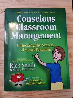 Conscious classroom management, 2nd Ed. for Sale in San Jose, CA