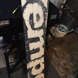 Snowboard, Vintage Kemper 160, Year 1986. for Sale in Damascus, OR