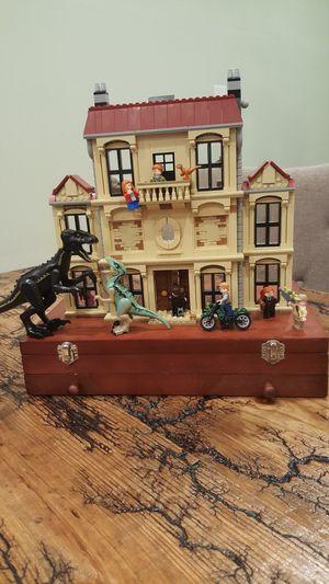 Jurassic World Lego Set for Sale in Lynchburg, VA