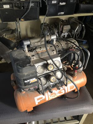 Ridged compressor for Sale in Pico Rivera, CA