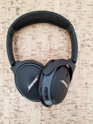 Black Bose Headphones Soundlink II (Wireless) for Sale in Bothell, WA