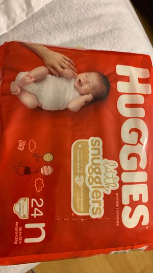 Huggies diapers for Sale in Port St. Lucie, FL