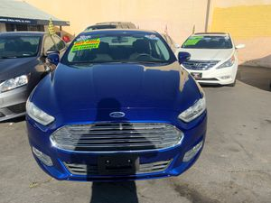2016 Ford Fusion first time buyer 🙏✅ for Sale in Chula Vista, CA