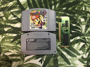 Mario Party - N64 - Nintendo 64 - Authentic - Tested & Working for Sale in Warwick, RI