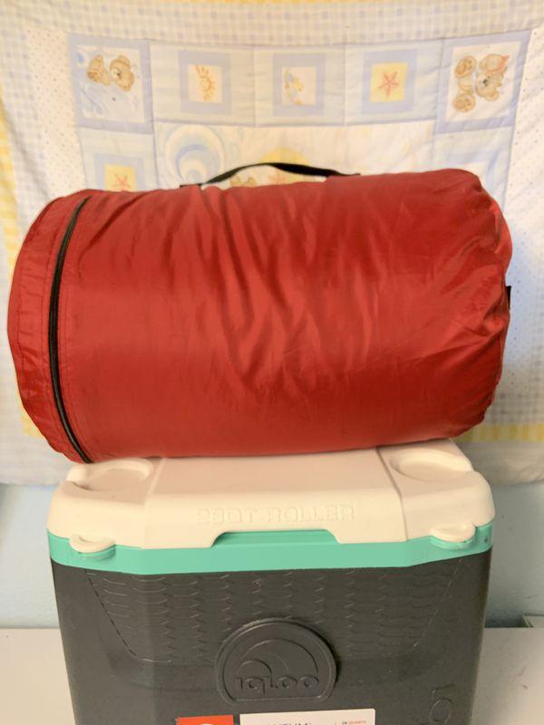 LL Bean sleeping bag - forty degree