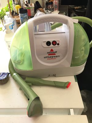 BISSELL LITTLEGREEN PROHEAT VACUUM for Sale in Pasadena, TX