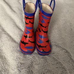 Boys Sharks Rain Boots for Sale in San Jose,  CA