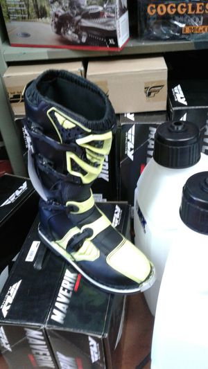 Fly racing Maverik boots brand new size 13 for Sale in Los Angeles, CA