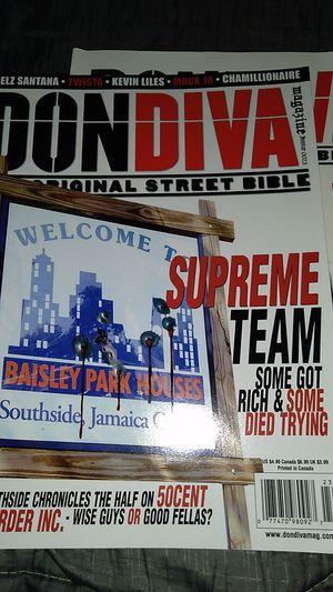 Don Diva Issue #23 (Supreme Team)(Queens) for Sale in Brisbane, CA
