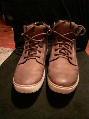 Mens brown boots for Sale in Washington, DC