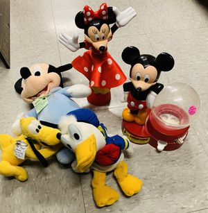 Disney Toys & Collectibles for Sale in White House, TN