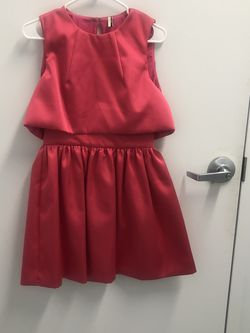 Pink Dress Tiered With Back Cutout for Sale in Fulton,  MD
