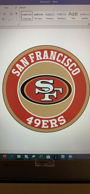 49er - Packers Game Sunday for Sale in San Jose, CA