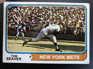 1974 Topps baseball Tom Seaver card for Sale in Garden Grove, CA