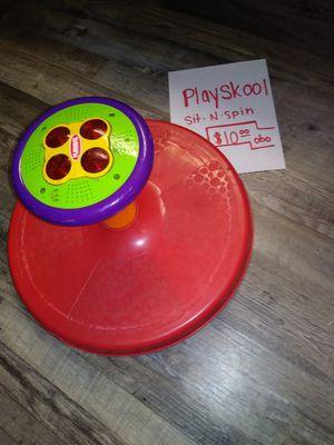 Playskool sit n soon kids sit toy for Sale in Council Bluffs, IA