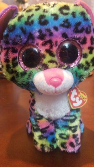 Cute Dotty TY beanie baby leopard for Sale in Dallas, TX