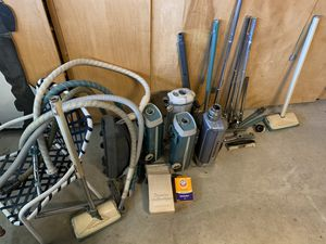 5 Vintage Electrolux vacuum cleaners in Eagle Rock for Sale in Los Angeles, CA