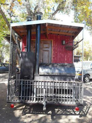 BBQ Trailer for Sale in Albuquerque, NM