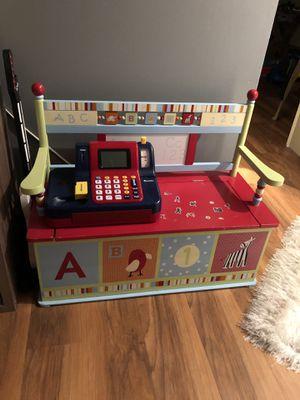 Kids toy box for Sale in Alexandria, VA